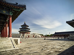 P0001116 Beijing Trip - 12-Sep-2019 to 15-Sep-2019 (f/13 photography) Tags: phase one phaseone iq4 iq4150 150mp 150mpx alpa 12max max technical camera digital back medium format rodenstock wide angle sunrise long exposure clouds weather tiantan park temple heaven beijing moving cityscape architecture imperial classic chinese vintage red walls