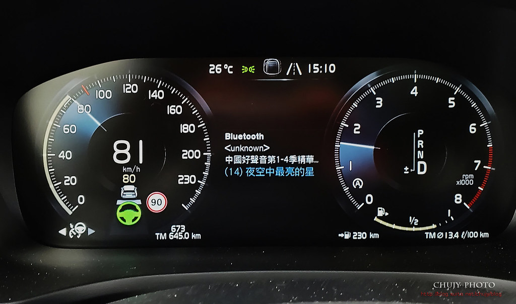 (chujy) Volvo V60 T5 R-Design 北歐戰馬,優雅奔馳