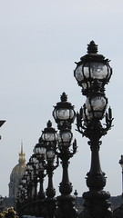 (sftrajan) Tags: pontalexandreiii belleepoque bridge seine brücke paris france canonsx500is alexanderiiibridge lamps decoration zoomlens monumenthistorique unescoworldheritagesite