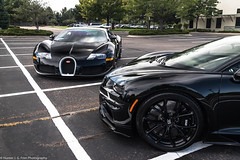Bugs (Hunter J. G. Frim Photography) Tags: supercar hypercar colorado bugatti black awd w16 french turbo carbon coupe nocturne veyron chiron bugattiveyron bugattichiron photoshoot
