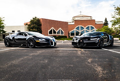 Bugatti (Hunter J. G. Frim Photography) Tags: supercar hypercar colorado bugatti black awd w16 french turbo carbon coupe nocturne veyron chiron bugattiveyron bugattichiron photoshoot