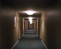 Trying to Focus (mattt1970) Tags: linhoftechnikaiv kodakportra160 schneidersymmars135mmf56 film analog largeformat 4x5 hotel