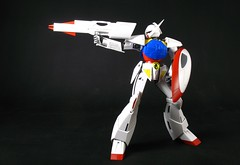 MG Turn A Gundam (seanmonster) Tags: turn aile strike gundam mobile suit gunpla mecha