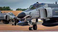 F4-E Phantom Turkish Air Force (adetandyphotography) Tags: phantom f4e military jet turkish air force fighter bomber fast