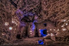 CUEVA NOCTURNA (juan carlos luna monfort) Tags: cova bata la senia hdr nocturna velas flash lightpainting noche night nikond810 irix15 calma paz tranquilidad