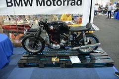 BMW Café racer (pontfire) Tags: auto moto rétro rouen 2019 véhicule de collection oldtimer ancienne antique vieille old motorcycle motobike bike motocyclette anciennes オートバイ motorrad motocicleta 摩托车