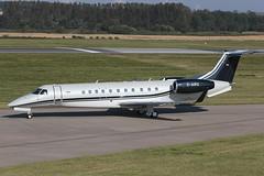 Embraer 135BJ Legacy 650 D-AIRG Air Hamburg (Mark McEwan) Tags: embraer embraer135bj legacy650 dairg airhamburg bizjet aviation aircraft airplane edi edinburghairport edinburgh