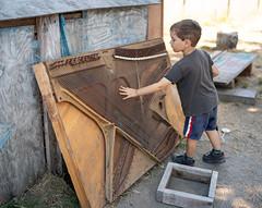 Berkeley Adventure Playground (stshank) Tags: adam berkeley piano