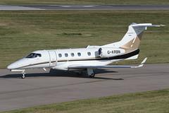 Embraer 505 Phenom 300 G-KRBN Saxon Air (Mark McEwan) Tags: embraer embraer505 emb505 phenom300 gkrbn saxonair edi edinburghairport edinburgh aviation aircraft airplane bizjet