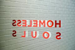 Homeless Souls (Håkan Dahlström) Tags: 2019 humlebæk modern art denmark glass homeless louisiana museum sign souls wall krogerup capitalregionofdenmark f56 xt1 landscape uncropped 0ev normal 2019082412124161 raw 55mm iso200 ¹⁄₁₄₀sek xf1855mmf284rlmois fujifilmxt1