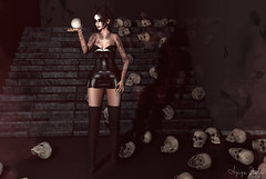 ❤ Pandora (Aziza Style) Tags: enigmaapparel hashtagevent peppers gloom pout mad exile elise cx {ay} cranked secondlife