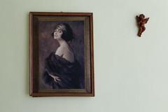 (Ute Kluge) Tags: hotel decoration angel