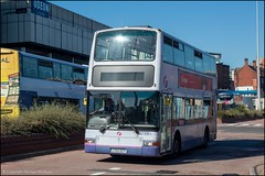 First LT02ZCY (Mike McNiven) Tags: first southyorkshire sheffield busstation wybourn netheredge plaxton president olivegrove yorkshire