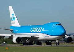 B747 | PH-CKC | AMS | 20190921 (Wally.H) Tags: boeing 747 boeing747 b747 phckc klm royaldutchairlines martinair cargo ams eham amsterdam schiphol airport