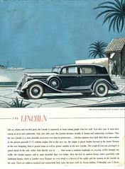 1935 Lincoln Five-Passenger Two-Window Sedan (aldenjewell) Tags: 1935 lincoln five passenger two window sedan ad