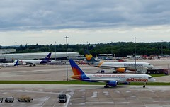 MAN Overview (Aéroports) Tags: airport aéroport aviation man manchester airbus a330 boeing 757 thomas cook jet2 holidays