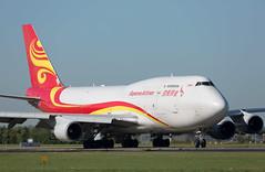 B747 | B-2437 | AMS | 20190921 (Wally.H) Tags: boeing 747 boeing747 b747 b2437 suparnaairlines ams eham amsterdam schiphol airport