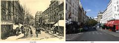 Things I see while riding my bike around Paris 899 (Rick Tulka) Tags: paris parishieretaujourdhuiparis yesterday today buildings architecture