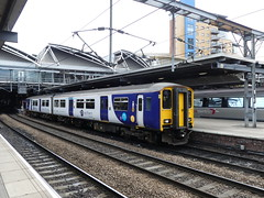 150211 Leeds (Beer today, red wine tomorrow.....) Tags: class150 dmu northern
