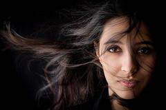 DSCF1011-7 (YouOnFoto) Tags: woman girl hair dark brasilian smile intens closeup portret portrait systeemcamera fujifilm xt20 eyes ogen