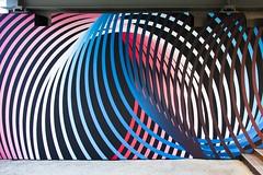 Sous la jetée (Gerard Hermand) Tags: 1909200461 gerardhermand france paris canon eos5dmarkii ladefense art rue street streetart peinture paint mur wall