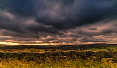 Surprise View - Over The Wall (Chris A Reedy) Tags: sonya7ii sonymirrorless sonylandscapes sonycloudscapes sonyalpha samyang24mm samyanglandscape samyangcloudscapes surpriseview peakdistrict thepeakdistrict derbyshire