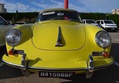 PORSCHE 356 B T6 Cabriolet - 1962 (SASSAchris) Tags: porsche 356 castellet circuit voiture allemande httt htttcircuitpaulricard htttcircuitducastellet ricard stuttgart cabriolet ferdinand 356b b funcup paulricard t6