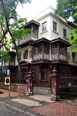 Mani Bhavan (Gandhi Residence) (itchypaws) Tags: mumbai mani bhavan gandhi house residence india maharashtra asia subcontinent