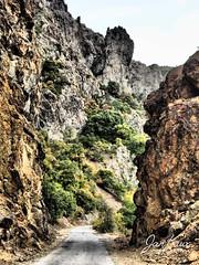 Lonely Road (Jan-Krux Photography - thx for 5Mio+ views) Tags: arda river fluss berge mountains rhodopi landscape landschaft madzharovo bulgaria bulgarien europa europe olympus omd em1 olympus1240mmf28 travel reisen dramatic dramatisch rocks felsen road strasse weg