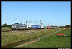 21-09-19 Haaften   Metrans 386 031 (Harold Planes & Trains) Tags: metrans br186 traxx