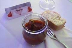 Currywurst im Glas (multipel_bleiben) Tags: essen typischdeutsch currywurst schweinefleisch sose gastronomie zugastbeifreunden