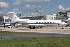 Gulfstream Aerospace G550/C37B - NAVY - 166378 - s/n 5098 (French Frogs Pix ✈) Tags: avion aircraft plane airplane aeroplane aviation jet bizjet gulfstream g550 gvsp navy