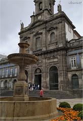 Igreja da Santíssima Trindade (Ubierno) Tags: portugal europa europe porto oporto ubierno tripeiro portuense cale alanos duero douro river río suevos