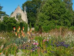 Nymans Gardens-G9212004 (tony.rummery) Tags: em10 garden historichouse house mft microfourthirds nationaltrust nymans omd olympus redhotpokers haywardsheath england unitedkingdom