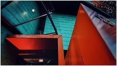 Te Uru Gallery (cjhall.nz) Tags: framedinnz tokina1120 t4i 650d canon perspective nz newzealand auckland west boldcolours architecture longexposure wideangle morning dawn waitakere titirangi museum art gallery teuru