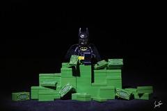 324. I am rich. (xJohns) Tags: lego fun batman dc toy mac