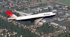 747-400 - 2019-09-22 4.38.40 AM (Rell Brown) Tags: boeing 747400 klm 737ng british airways negus landor xplane