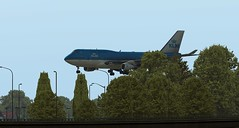747-400 - 2019-09-22 2.10.41 AM (Rell Brown) Tags: boeing 747400 klm 737ng british airways negus landor xplane