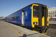 156413 (Lucas31 Transport Photography) Tags: trains railway class156 156413 emr nottingham