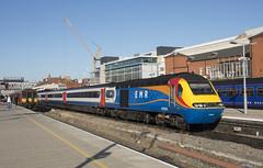 43058 (Lucas31 Transport Photography) Tags: trains railway class43 hst nottingham emr