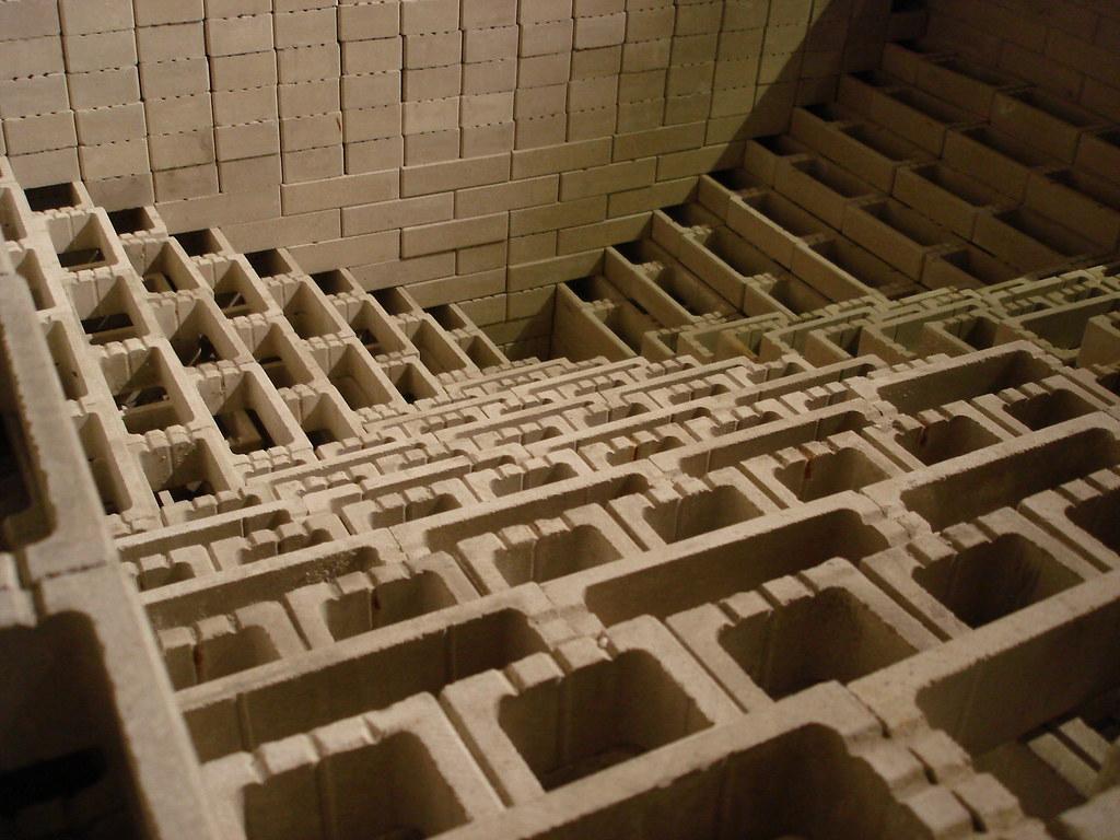 фото: Конструкции из пустотелого кирпича