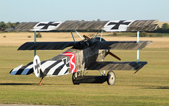 IMG_1140 (Rivet Joint) Tags: fokker dr1 replica 55617 gcfhy
