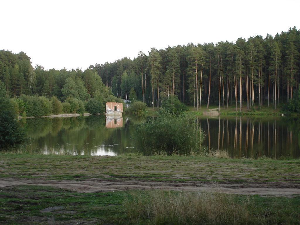фото: Шиловский пруд