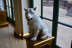 Dresden 2019 – Porzellansammlung – Meißen porcelain animal (Michiel2005) Tags: animal dier hond dog porcelain porcelein meisen meissen museum porzellansammlung deutschland duitsland germany sachsen saksen saxony freistaatsachsen freestateofsaxony vrijstaatsaksen dresden