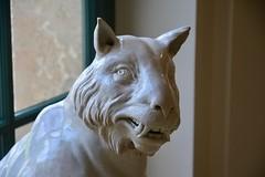 Dresden 2019 – Porzellansammlung – Meißen porcelain animal (Michiel2005) Tags: animal dier leeuw lion porcelain porcelein meisen meissen museum porzellansammlung deutschland duitsland germany sachsen saksen saxony freistaatsachsen freestateofsaxony vrijstaatsaksen dresden