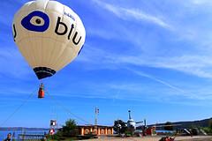 Museo Storico Aeronautica Militare Italiana di Vigna Di Valle (Michele Monteleone) Tags: michelemonteleone45 2019 canon 5dmarkiii mongolfiera balloon aereo atlantic br1150 lago cielo nuvole volare