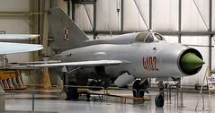"""MiG-21 1 • <a style=""""font-size:0.8em;"""" href=""""http://www.flickr.com/photos/81723459@N04/48774418212/"""" target=""""_blank"""">View on Flickr</a>"""