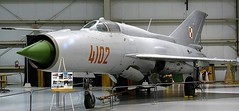 """MiG-21 2 • <a style=""""font-size:0.8em;"""" href=""""http://www.flickr.com/photos/81723459@N04/48774418462/"""" target=""""_blank"""">View on Flickr</a>"""