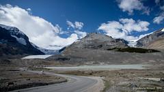 Athabasca Glacier (WhatZFlux) Tags: canada alberta glacier icefieldsparkway 93 athabasca smcpda14mmf28