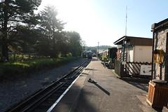 Photo of Dufftown train station